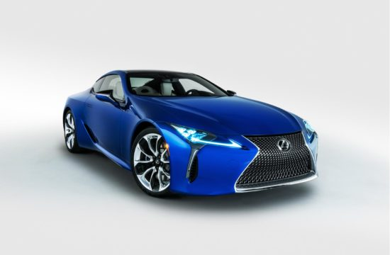 2018 Lexus Inspiration Series 01 550x360 at 2018 Lexus LC Inspiration Series (& Black Panther)