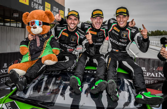 486491 550x360 at Lamborghini Huracán GT3 wins the 2017 Blancpain GT Series