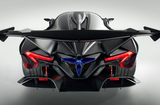 Apollo Intensa Emozione 1 550x360 at Apollo Intensa Emozione Has Cool Looks, 780 Horsepower