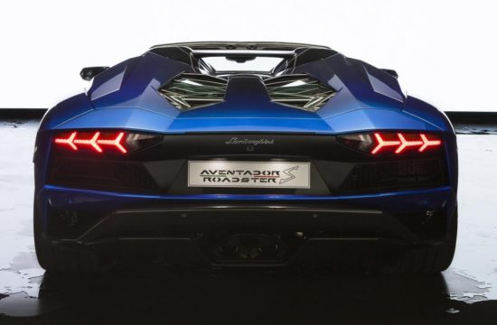Aventador S Roadster 50th Anniversary Japan 1 550x360 at Lamborghini Aventador S Roadster 50th Anniversary Japan