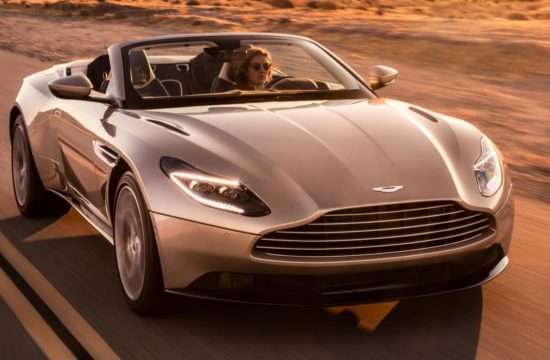 DB11 Volante 01 550x360 at Aston Martin DB11 Volante Comes with V8 Engine, Gorgeous Looks