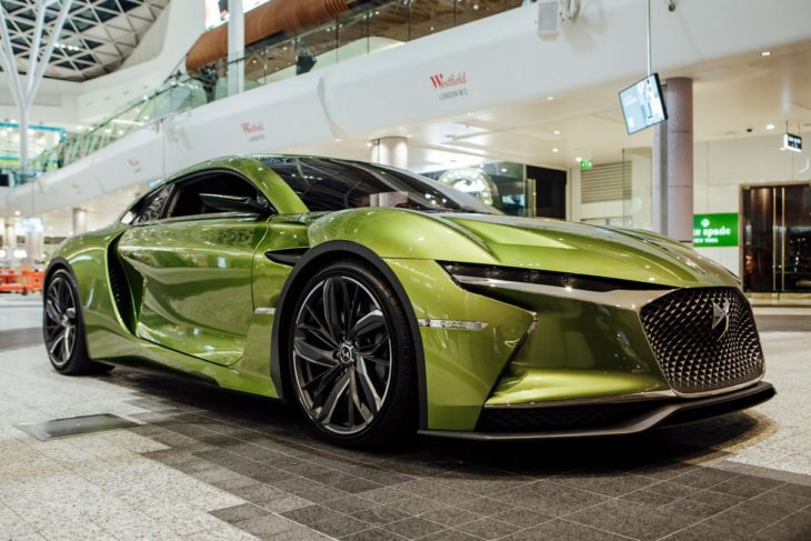 DS E Tense at DS Urban Store in Westfield London 8080 730x487 at DS E Tense Makes UK Debut Inside Shopping Center