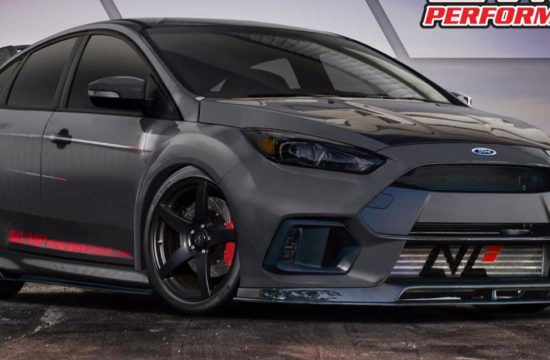 Ford Focus RS TriAthlete by VMP Performance 0 550x360 at SEMA 2017: Ford Focus RS TriAthlete by VMP Performance