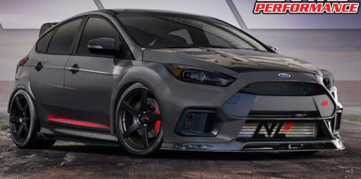 Ford Focus RS TriAthlete by VMP Performance 0 730x362 at SEMA 2017: Ford Focus RS TriAthlete by VMP Performance