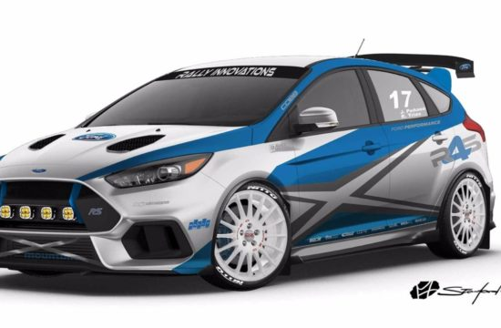 Ford Focus RS by Rally Innovations 550x360 at SEMA 2017: Ford Focus RS by Rally Innovations
