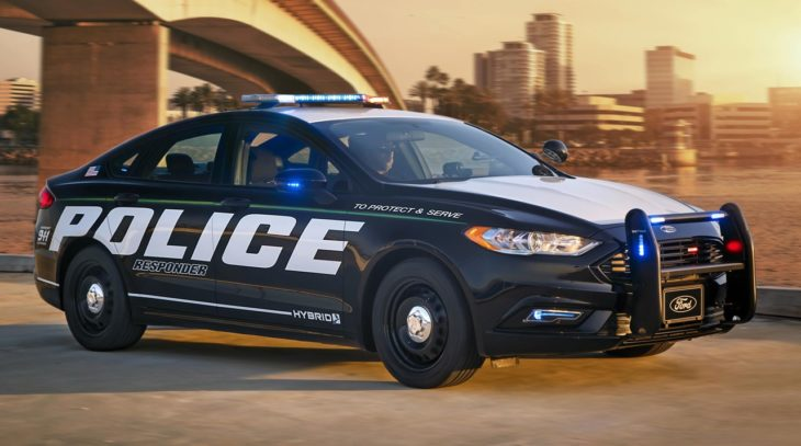 Ford Hybrid Police Cars 0 730x407 at Ford Hybrid Police Cars (Fusion and F 150) Get Their Badges