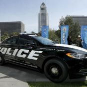 Ford Hybrid Police Cars 5 175x175 at Ford Hybrid Police Cars (Fusion and F 150) Get Their Badges