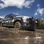 Ford Hybrid Police Cars 9 175x175 at Ford Hybrid Police Cars (Fusion and F 150) Get Their Badges