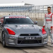 Gaming Controller Operated Nissan GT R 5 175x175 at Gaming Controller Operated Nissan GT R Tackles Silverstone