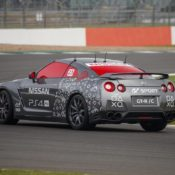 Gaming Controller Operated Nissan GT R 8 175x175 at Gaming Controller Operated Nissan GT R Tackles Silverstone