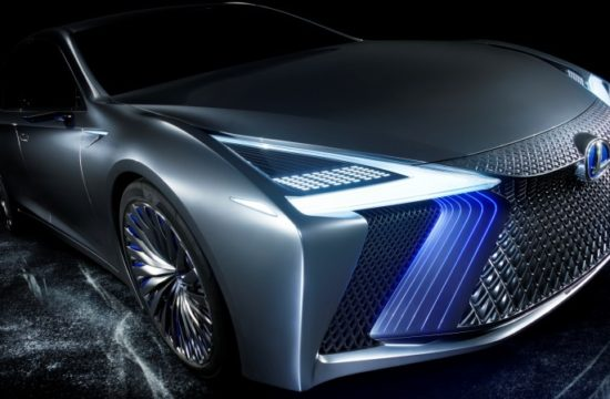 Lexus LS Plus Concept 9 550x360 at Lexus LS+ Concept Revealed with Autonomous Mode