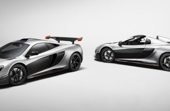 McLaren MSO R Personal Commission 001 550x360 at Matching Pair: McLaren MSO R Coupe and Spider