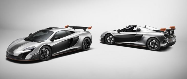 McLaren MSO R Personal Commission 001 730x311 at Matching Pair: McLaren MSO R Coupe and Spider