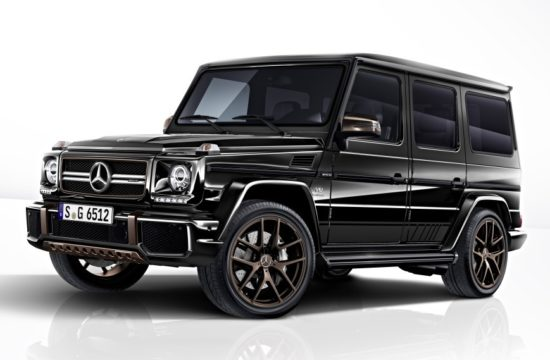 Mercedes AMG G65 Final Edition 1 550x360 at Mercedes AMG G65 Final Edition Costs 310K EUR!
