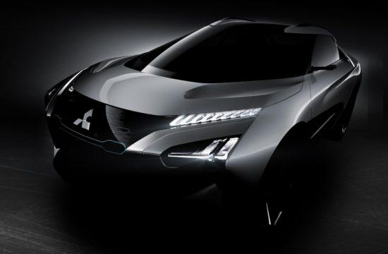Mitsubishi e EVOLUTION Concept 1 550x360 at Mitsubishi e EVOLUTION Concept Teased for Tokyo Motor Show
