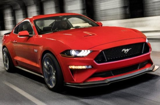 Mustang Performance Pack Level 21 550x360 at 2018 Mustang GT Performance Pack Level 2 Announced
