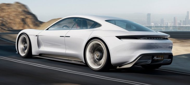 Porsche Mission E Concept 2015 1280 03 730x329 at Will Autonomy Kill The Sports Car?