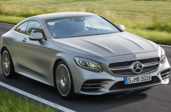 S Class Coupe 2018 550x360 at 2018 Mercedes S Class Coupe and Cabrio Pricing Announced