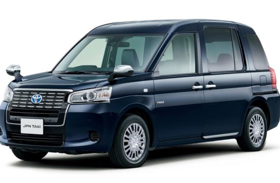 Toyota JPN Taxi 1 550x360 at New Toyota JPN Taxi Revealed Ahead of TMS Debut