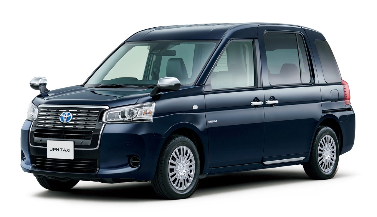 New Toyota Jpn Taxi Revealed Ahead Of Tms Debut