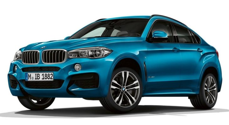 X6 M Sport Edition 1 730x399 at 2018 BMW X6 M Sport and X5 Special Edition