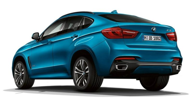 X6 M Sport Edition 2 730x385 at 2018 BMW X6 M Sport and X5 Special Edition