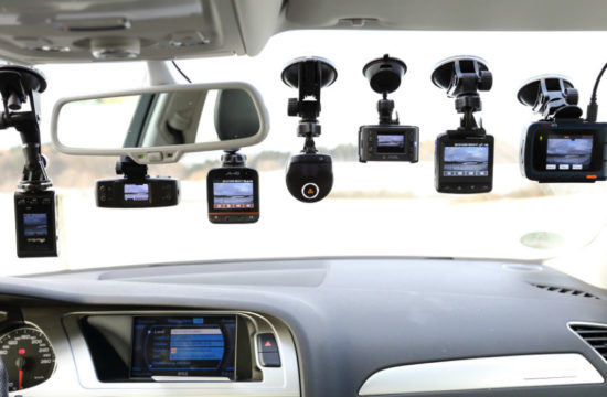 car dashcam 550x360 at Dashcam Footage Helps with your Car Accident Claim