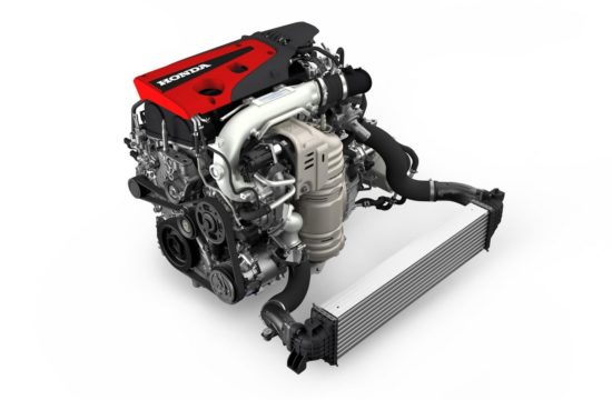honda sema 2017 1 550x360 at 2017 Honda Civic Type R Crate Engine Announced
