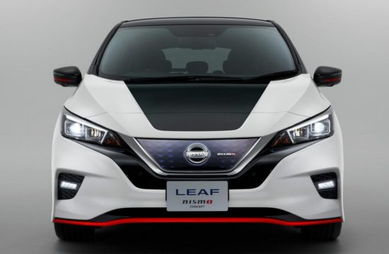 nissan leaf nismo concpet 1 550x360 at New Nissan LEAF NISMO Revealed in Concept Form