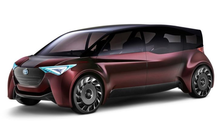 toyota fine comfort ride 730x429 at Tokyo 2017: Toyota Fine Comfort Ride Fuel Cell Concept