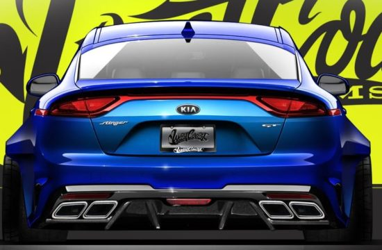 west coast customs kia stinger 1 550x360 at West Coast Customs Kia Stinger Headed to SEMA 2017