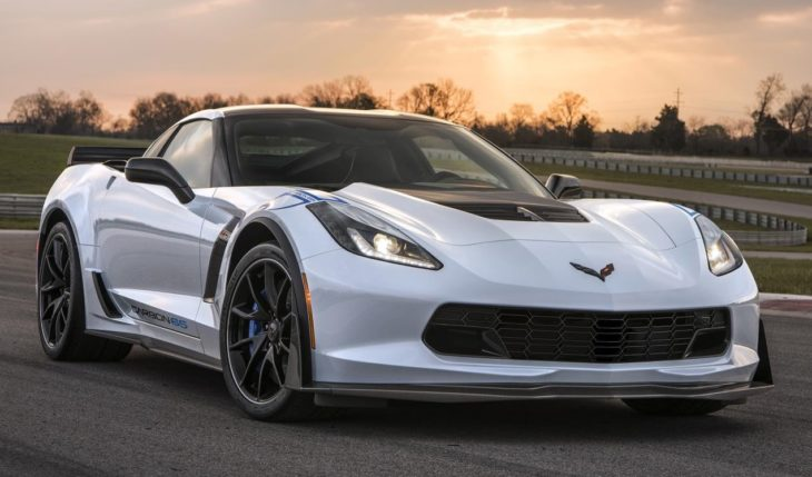 2018 Chevrolet Corvette Carbon65 Edition 004 730x429 at First Corvette Carbon 65 to Be Auctioned for the Troops