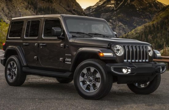 2018 Jeep Wrangler 550x360 at 2018 Jeep Wrangler Previewed Ahead of Los Angeles Debut