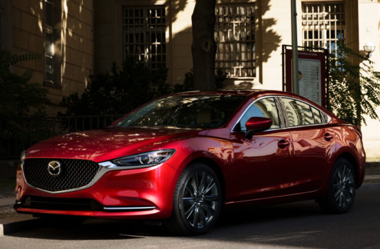 2018 Mazda6 1 550x360 at 2018 Mazda6 Makes a Good Thing Better