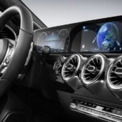 2018 Mercedes A Class Interior 1 175x175 at 2018 Mercedes A Class Interior Officially Revealed