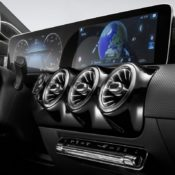 2018 Mercedes A Class Interior 10 175x175 at 2018 Mercedes A Class Interior Officially Revealed