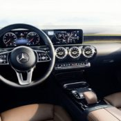 2018 Mercedes A Class Interior 6 175x175 at 2018 Mercedes A Class Interior Officially Revealed