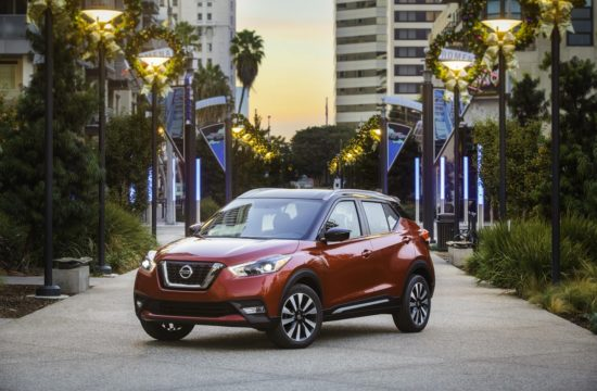 2018 Nissan Kicks 1 550x360 at 2018 Nissan Kicks Is the New King of Affordable Crossovers