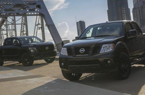 2018 Nissan Midnight Edition Lineup 1 550x360 at 2018 Nissan Midnight Edition Lineup MSRP Announced