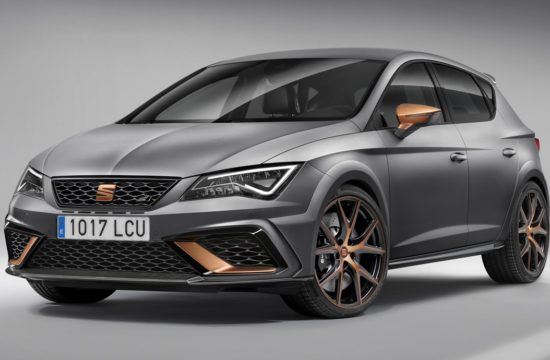 2018 SEAT Leon CUPRA R UK 550x360 at 2018 SEAT Leon CUPRA R UK Pricing Confirmed