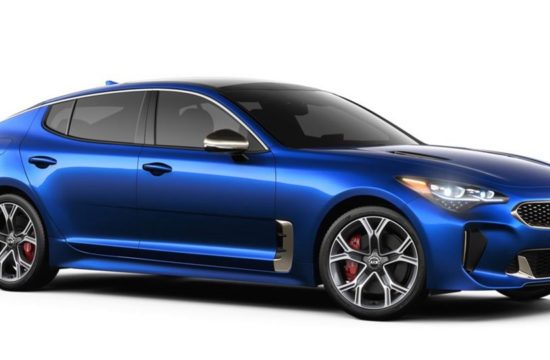 2018 kia stinger config 550x360 at 2018 Kia Stinger Gets Dedicated Online Configurator