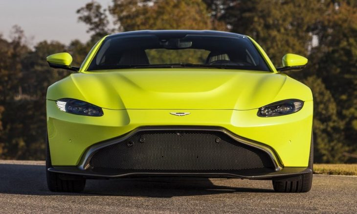 2018 vantage 730x437 at Car Design   Are We at the End of the Road?