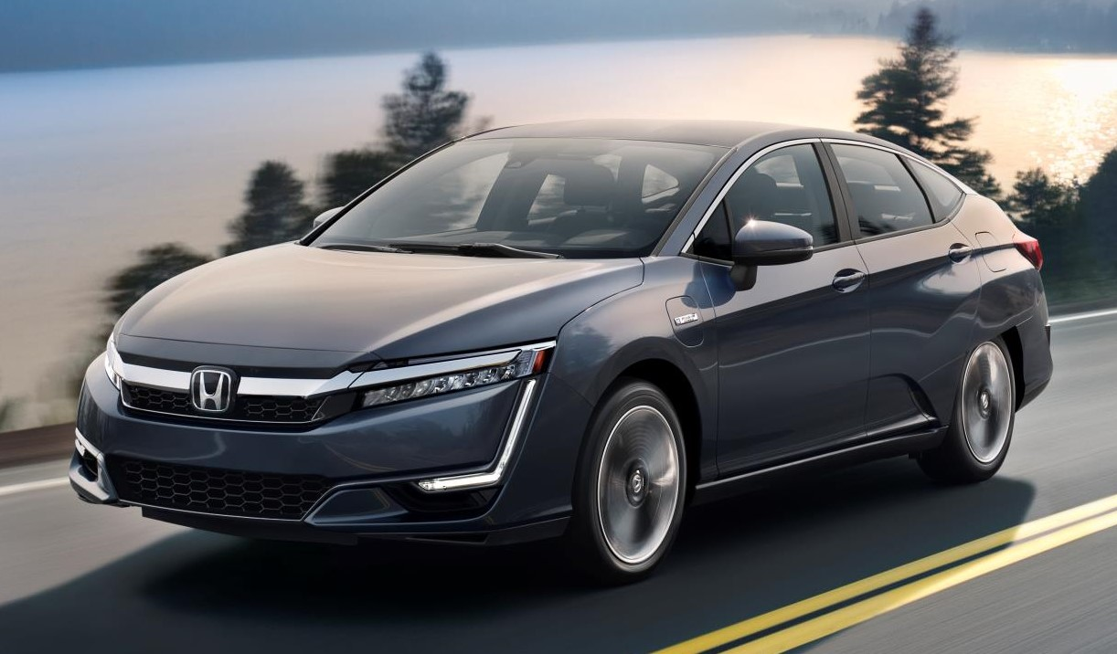 2018 honda clarity plug in hybrid priced from 33 400. Black Bedroom Furniture Sets. Home Design Ideas