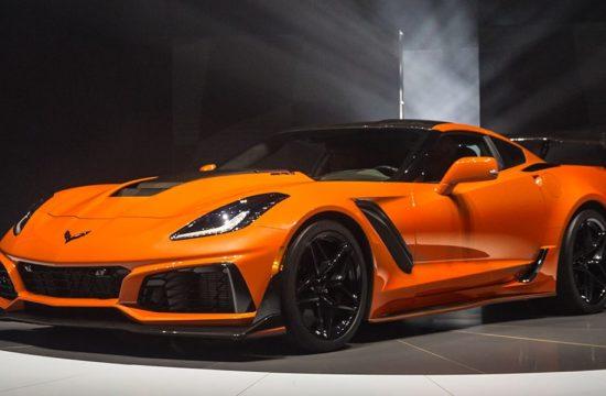 2019 Corvette ZR1 0 550x360 at 2019 Corvette ZR1 Comes with 755 hp, Lotta Attitude!