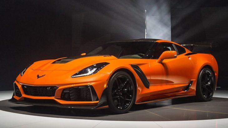 2019 Corvette ZR1 0 730x410 at 2019 Corvette ZR1 Comes with 755 hp, Lotta Attitude!