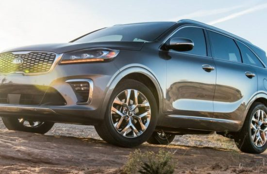 2019 Kia Sorento 1 550x360 at 2019 Kia Sorento Is Refreshed and Improved for the New Year