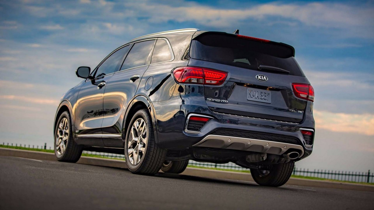 2019 Kia Sorento Is Refreshed And Improved For The New Year