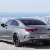 2019 Mercedes CLS Official 5 175x175 at 2019 Mercedes CLS Facelift Unveiled in Los Angeles