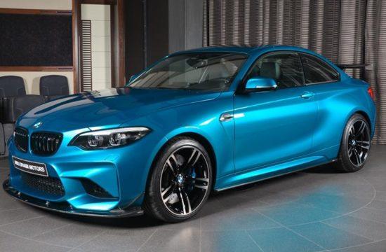 3D Design BMW M2 1 550x360 at 3D Design BMW M2 Is About Subtle Improvements