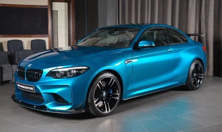 3D Design BMW M2 1 730x434 at 3D Design BMW M2 Is About Subtle Improvements